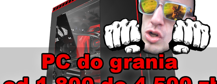 Tanie pc do grania